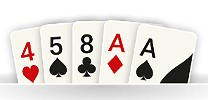 Wysoka karta Hight card